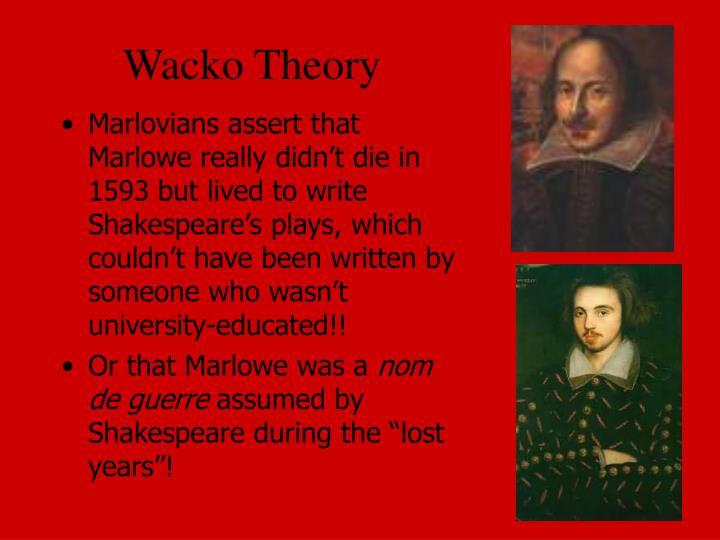 Wacko Theory