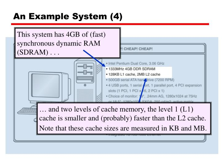An Example System (4)
