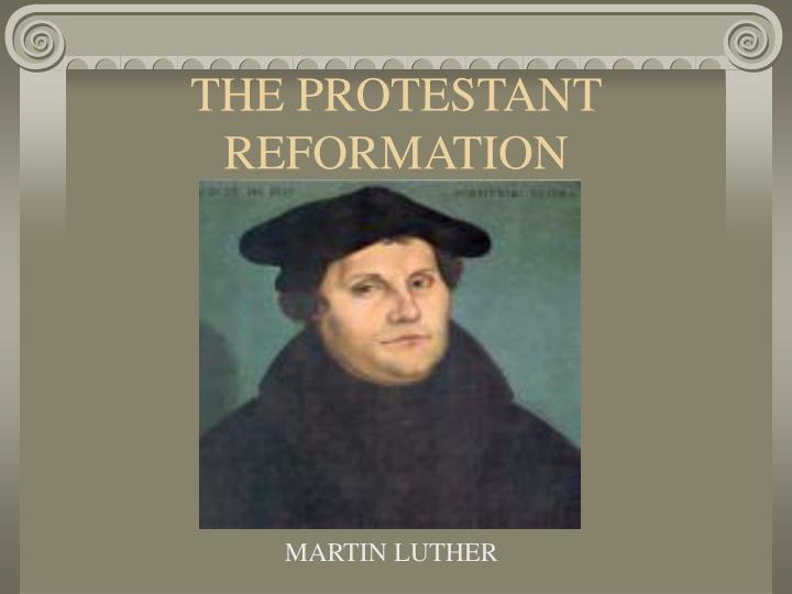 martin luther history essay