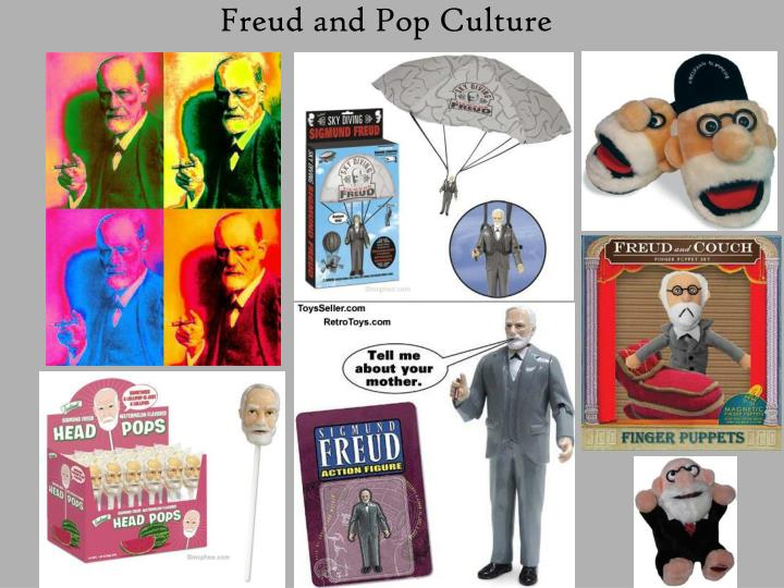 Freud and Pop Culture