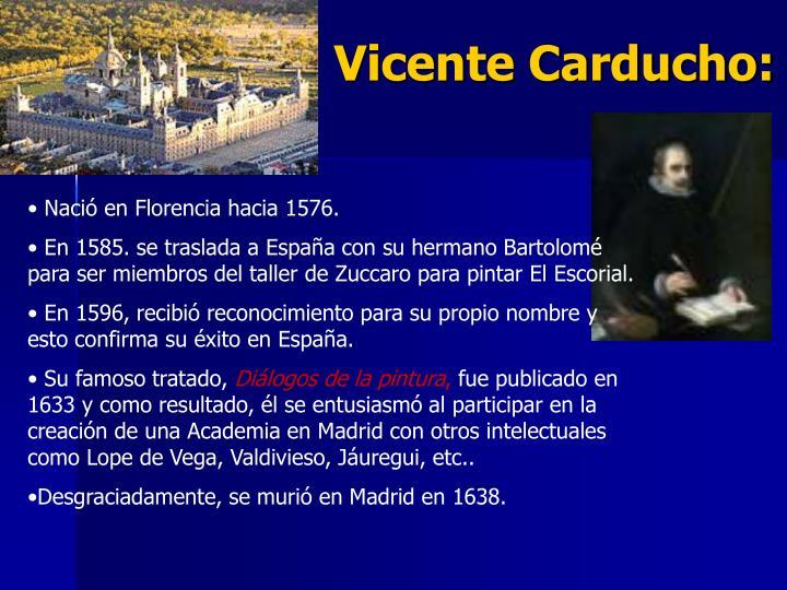 Vicente Carducho:
