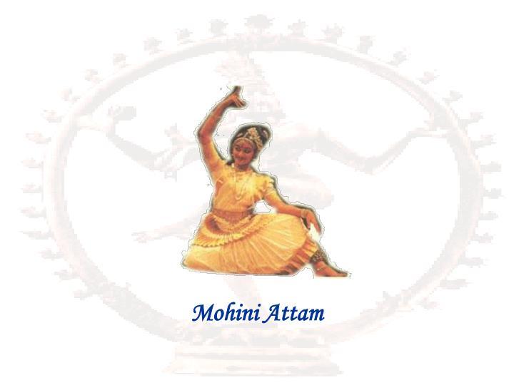 Mohini Attam