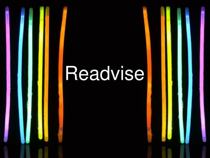 Readvise