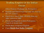 trading empires in the indian ocean1
