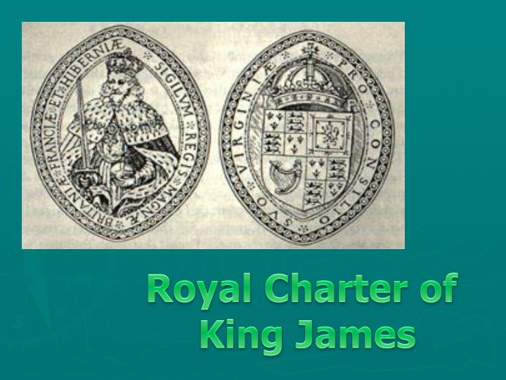 Royal Charter of