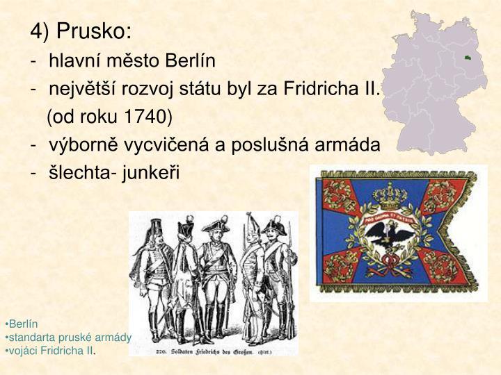 4) Prusko: