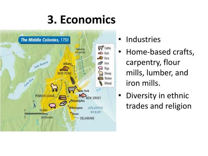 3. Economics
