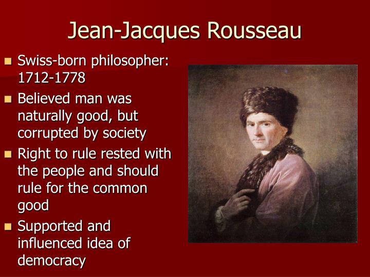 Jean Jacques Rousseau Beliefs PPT - BELLWORK PowerPo...
