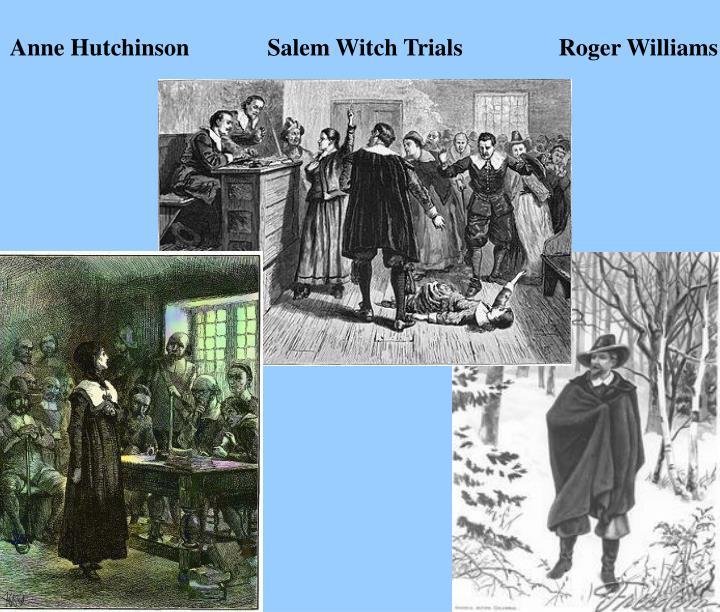 anne hutchinson trial essay