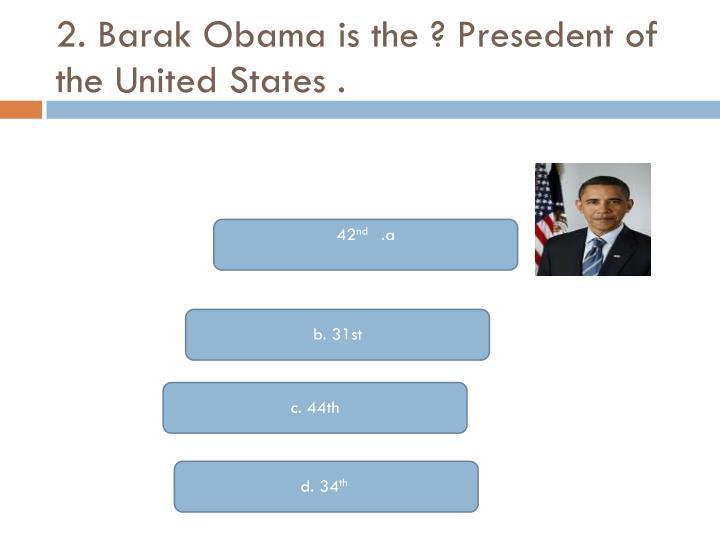 2. Barak