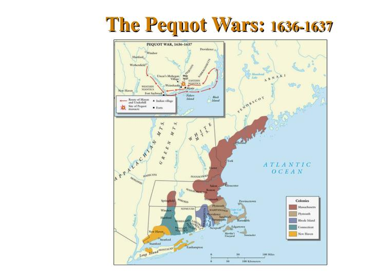 The Pequot Wars: