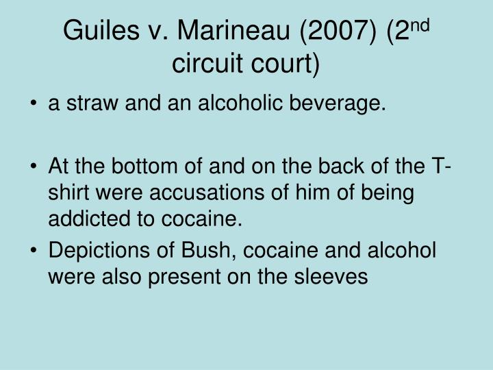 Guiles v. Marineau (2007) (2