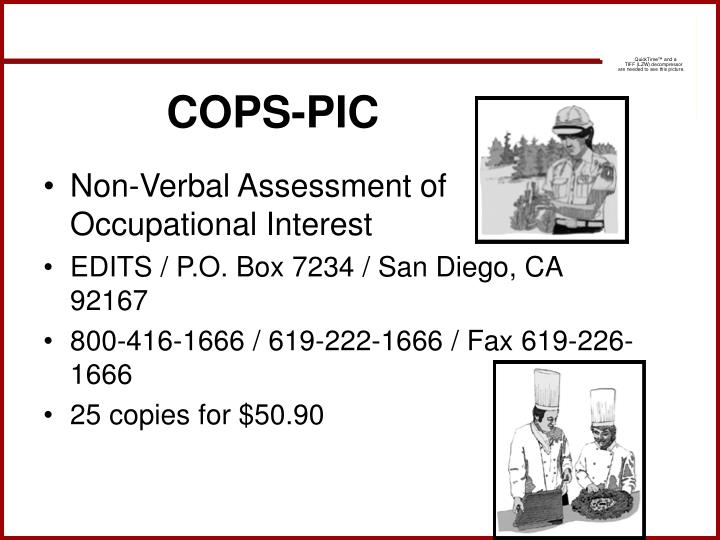 COPS-PIC