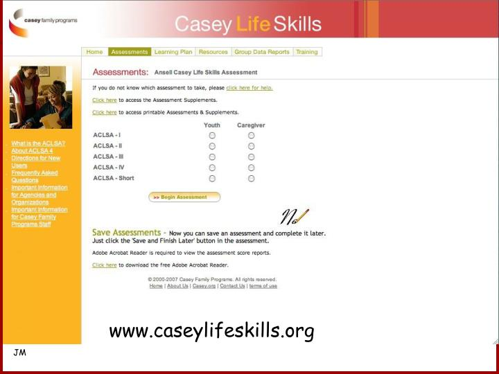 www.caseylifeskills.org