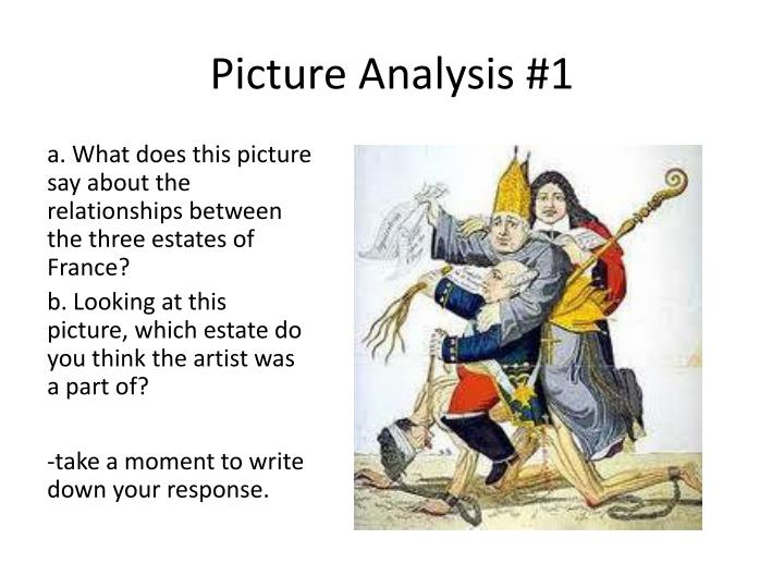 Picture Analysis #1