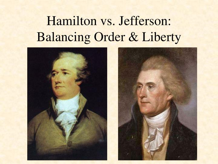 writing a thesis statement about jefferson vs hamilton Topics for an expository essay gender issues topics for research paper liberty university expository (informative) writing communicates information to the reader to share knowledge or to convey messages hamilton vs jefferson essay.