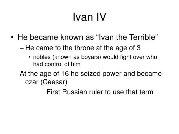 Ivan IV