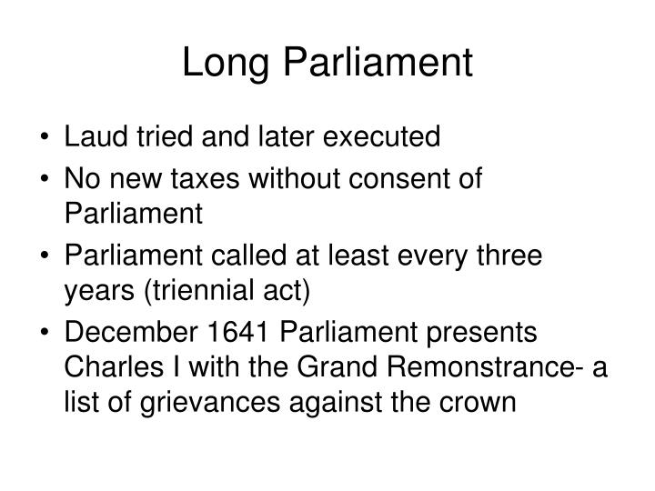 Long Parliament