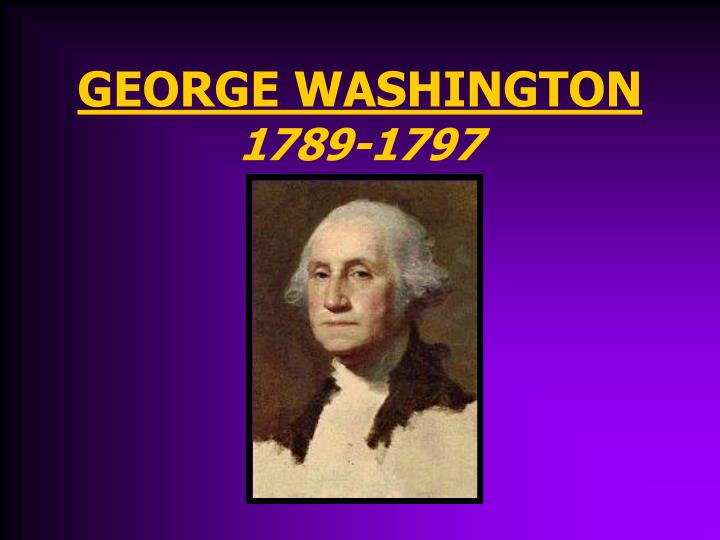 george washingtons precedents President george washington - biography, facts, pictures and coloring pages.