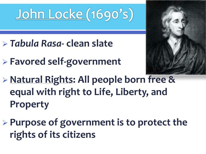 john locke on property