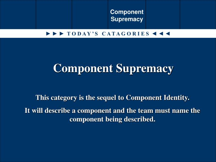 Component