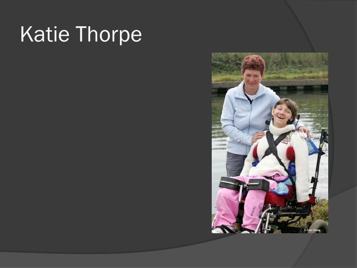 Katie Thorpe