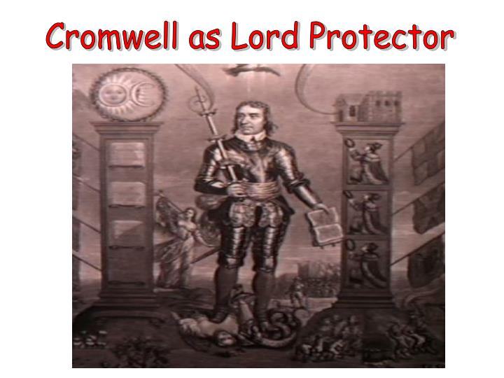Cromwell as Lord Protector