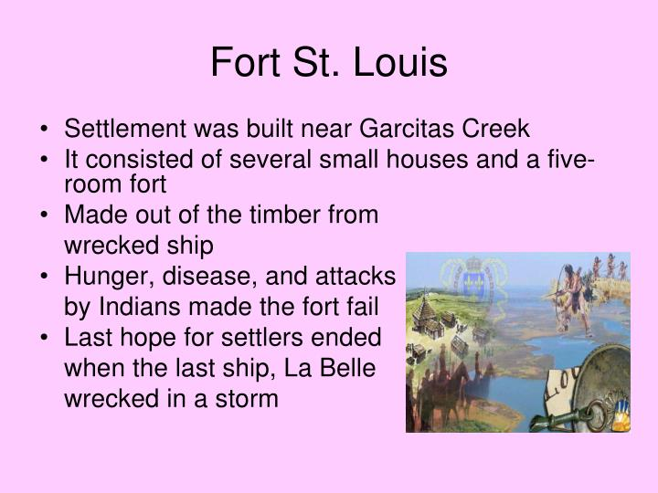 Fort st louis