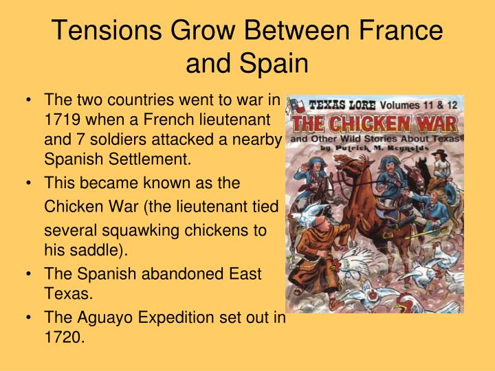 Tensions Grow Between France and Spain