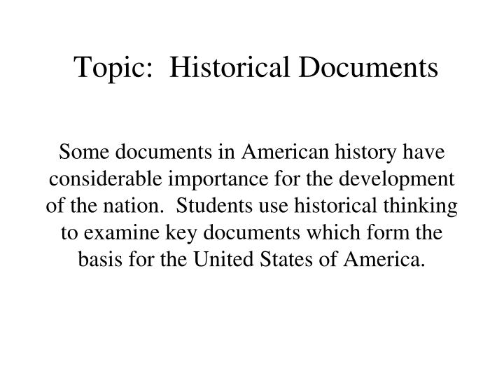 declaration of independence essay assignment