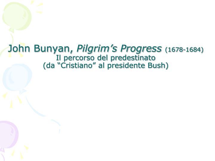 John Bunyan,