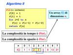 algoritmo ii1