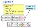 algoritmo ii2