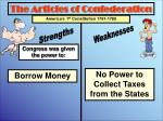the articles of confederation4