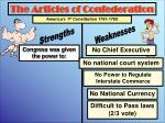 the articles of confederation6