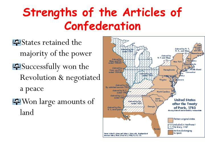 critical view on the articles of confederation ratified in 1781 On this day in 1781, the articles of confederation are finally ratified the articles were signed by congress and sent to the individual states for ratification on november 15, 1777, after 16.