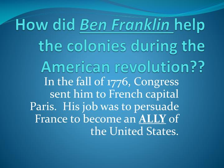 an analysis of the colonies during the revolution American revolution: american revolution, insurrection (1775-83) by which 13 of great britain's north american colonies won independence and formed the united states.