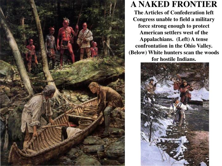 A NAKED FRONTIER