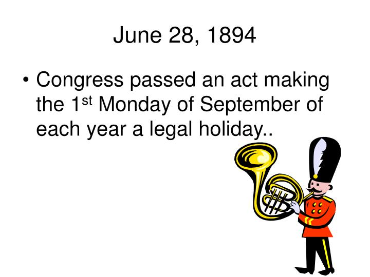 June 28, 1894