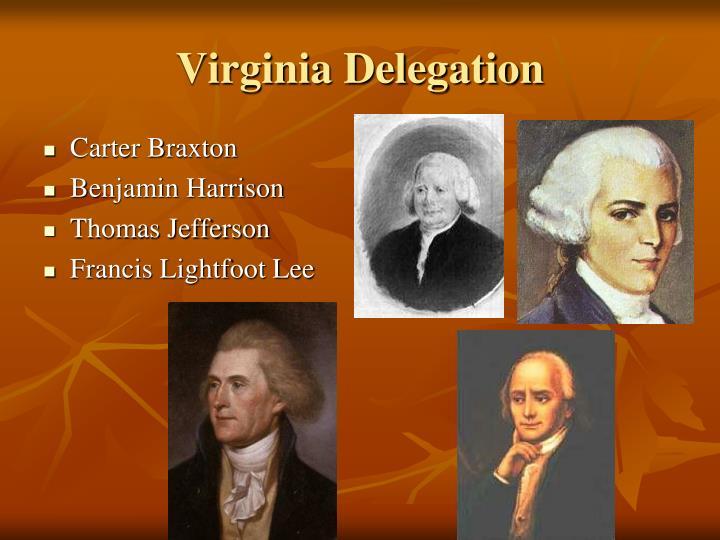 Virginia Delegation
