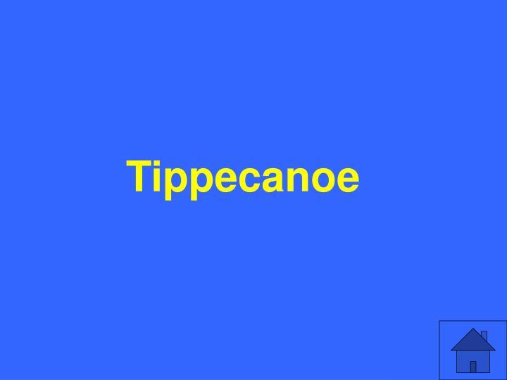 Tippecanoe