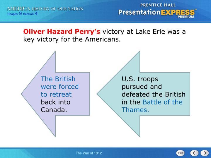Oliver Hazard Perrys