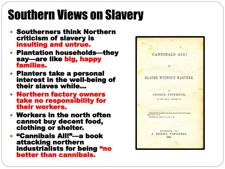 perspective on slavery 11 slavery – a historical perspective slavery existed for millennia until it was  abolished in the nineteenth century it was particularly common in ancient times, .