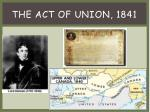 the act of union 18411