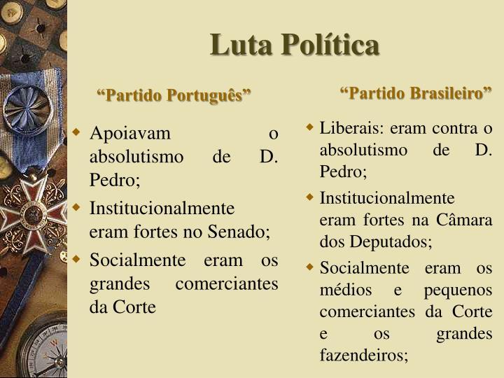 Luta Política
