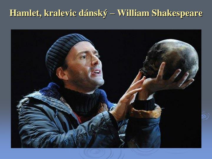 Hamlet, kralevic