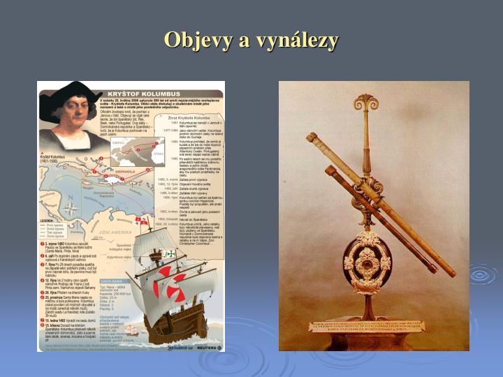 Objevy a vynálezy