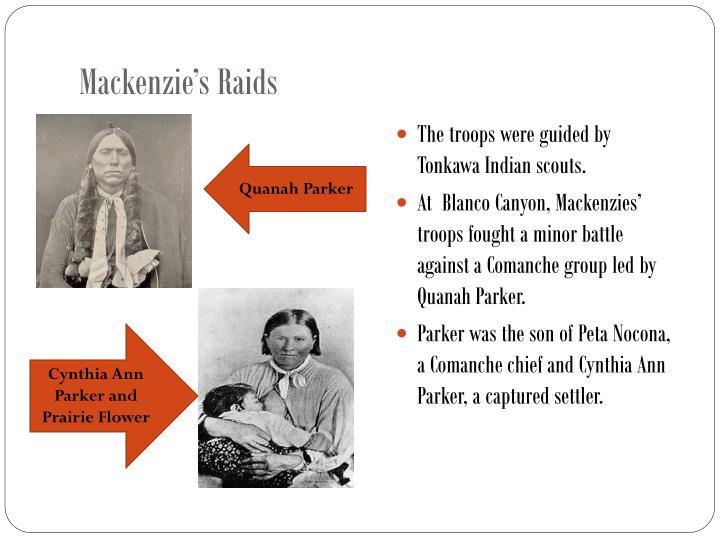Mackenzie's Raids