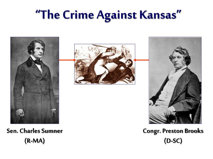 """The Crime Against Kansas"""