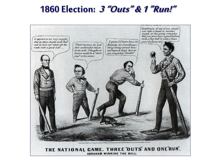 1860 Election: